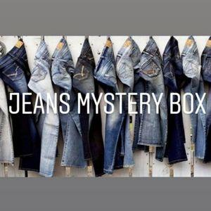 Jeans 5Lb Mystery Box 👖